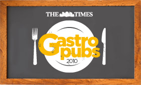 The Times: Gastro Pubs