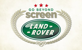 The Times: Screen Land Rover