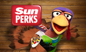 The Sun: Sun Perks