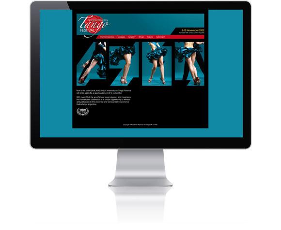 London Tango Festival: website