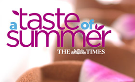 The Times: A Taste of Summer